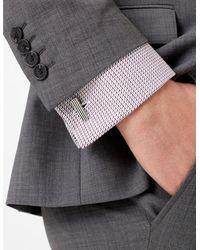 Marks & Spencer Linear Bar Cufflinks - Metallic