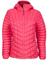 Marmot - Wm's Featherless Hoody - Lyst