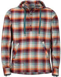 Marmot - Rolin Heavyweight Flannel Ls Shirt - Lyst