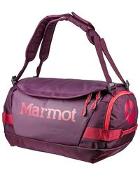 Marmot Long Hauler Duffel - Large - Purple