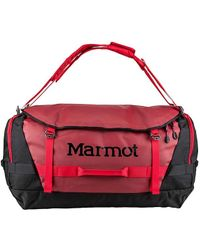 Marmot Long Hauler Duffel - Medium - Red