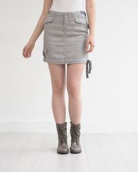 Marrakech - Elin Utility Mini Skirt - Lyst