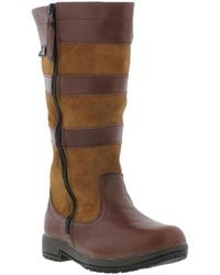 Kanyon - Sapling Waterproof Leather Country Boots - Lyst