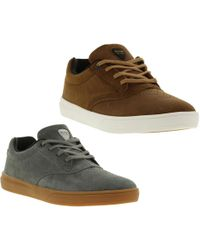 Globe - The Eagle David Gonzalez Leather Skate Trainers - Lyst