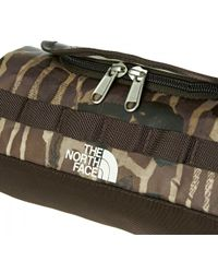 The North Face - North Face Travel Canister Wash Travel Bag - Lyst