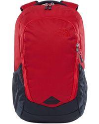 The North Face North Face Vault Backpack Rucksack Laptop Shoulder Bag - Red