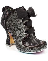Irregular Choice - Baroness High Heel Shoe Boot - Lyst