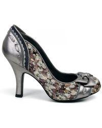 Ruby Shoo - Amy Vegan Heels Bridal Wedding Court Shoes - Lyst