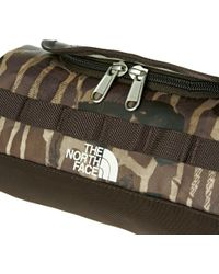 The North Face - North Face Travel Canister Wash Bag - Lyst