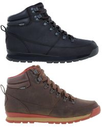 The North Face - Back To Berkeley Waterproof Walking Boots - Lyst
