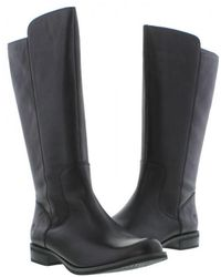 Timberland - Magby Tall Leather Boots - Lyst