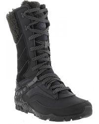Merrell - Aurora Tall Ice Waterproof Walking Snow Boots - Lyst