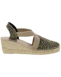 Toni Pons - Triton Fabric Wedge Espadrille Shoes - Lyst