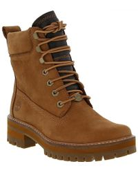 Timberland - Courmayeur Valley Lace Up Boots - Lyst