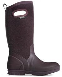 Bogs - Crandall Tall Wool Wellington Boots - Lyst