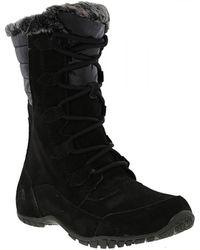 The North Face - North Face Nuptse Purna Ii Waterproof Walking Snow Boots - Lyst