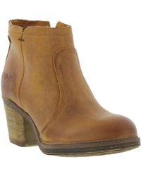 Oak & Hyde - Eastwood Leather Boots - Lyst