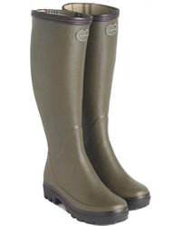 Le Chameau - Giverny Wellies Rain Boots - Lyst