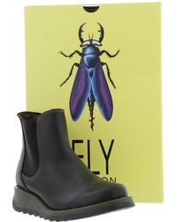 Fly London - Salv Chelsea Ankle Boots - Lyst