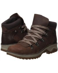 Merrell - Eventyr Vera Bluff Lace Waterproof Ankle Boots - Lyst
