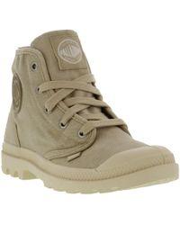 Palladium - Pampa Hi Canvas Boots - Lyst