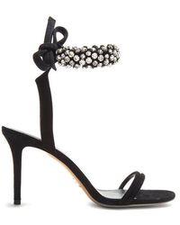 Isabel Marant - Alrin Crystal-embellished Sandals - Lyst
