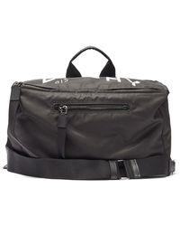 Givenchy Pandora Logo-print Cross-body Bag - Black