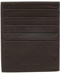 Rick Owens - Leather Cardholder - Lyst