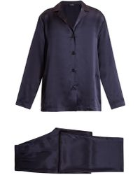 La Perla - Silk Pajama - Lyst