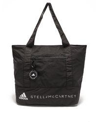adidas By Stella McCartney Asmc リサイクルファイバー トートバッグ - ブラック