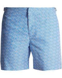 Orlebar Brown - Bulldog Themis Swim Shorts - Lyst