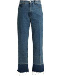 Rachel Comey | Legion High-rise Slim-leg Jeans | Lyst