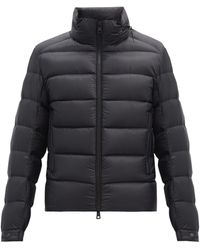 Moncler - Soreiller Hooded Quilted Down Jacket - Lyst