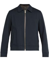 Rag & Bone - Garage Cotton Blend Jacket - Lyst