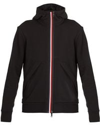 Moncler - Hooded Cotton Jacket - Lyst