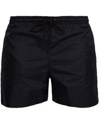 Solid & Striped The Classic Swim Shorts - Black