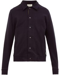 eac48a925 Rundell Cotton Jacket - Blue