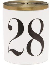 L'objet Bougie parfumée Mamounia No.28 - Multicolore