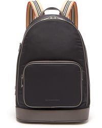 54bb2ec5644a Hot Burberry - Rocco Cay Nylon Backpack - Lyst