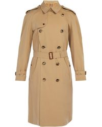 Burberry Trench-coat à double boutonnage Westminster - Neutre