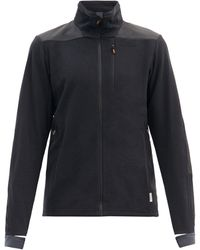 Norrøna Svalbard Warm1 Cotton-blend Jacket - Black