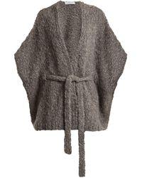 Gabriela Hearst - Brianne Tie-waist Knit Cashmere Cardigan - Lyst