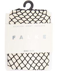 Falke Classic Fishnet Socks - Multicolour