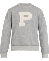 Polo Ralph Lauren - P-appliqué Jersey Sweatshirt - Lyst