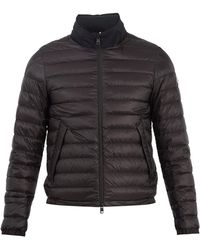Moncler - Arroux Hooded Quilted-down Jacket - Lyst
