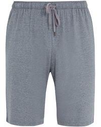 Derek Rose - Marlowe Jersey Pyjama Shorts - Lyst
