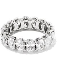 SHAY - ダイヤモンド 18kホワイトゴールドリング - Lyst
