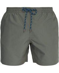 Marané - Classic Bonded Seam Swim Shorts - Lyst