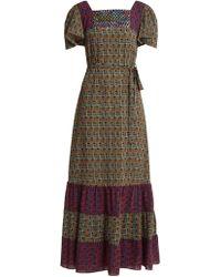 Duro Olowu - Geometric Print Dress - Lyst