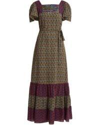 Duro Olowu Geometric Print Dress - Multicolour